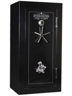Dual Combination Gun Safe by Steelwater Gun Safes