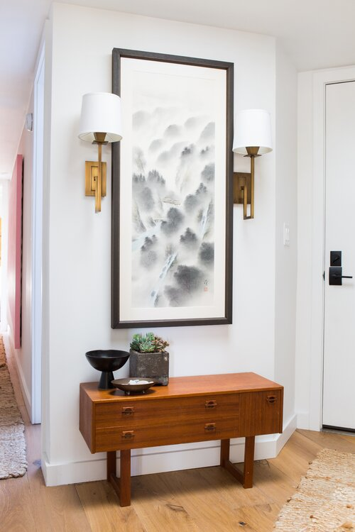 Shop this Room - Modern Entryway Design