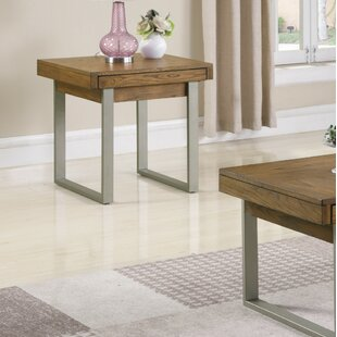Ann End Table with Storage
