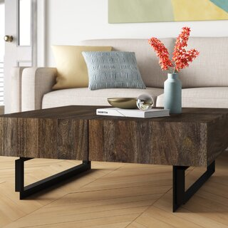 Aliza Coffee Table by Modern Rustic Interiors SKU:CA202493 Guide