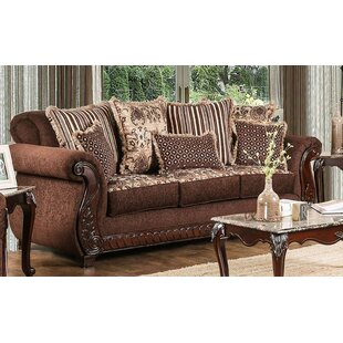 Chateau Sofa by Fleur De Lis Living Bargain
