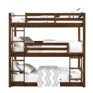 Moorcroft Twin Triple Bed By Greyleigh