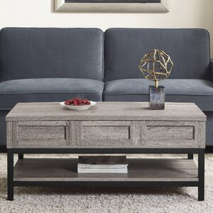 Omar Coffee Table with Lift Top