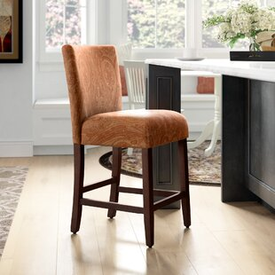 Price comparison Arias 24 Bar Stool by Darby Home Co