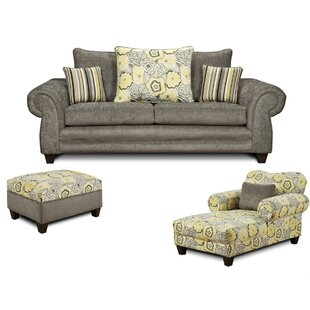 Gambill Configurable Living Room Set  by AuGus Modern