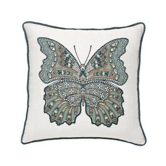 Elainesmith Mariposa Outdoor Square Pillow Cover Insert Perigold
