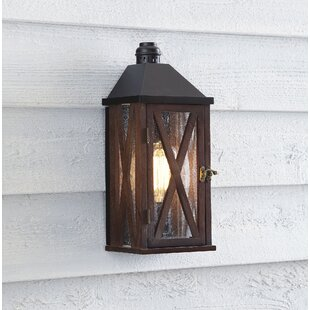 Sandy Bay Outdoor Wall Lantern By Birch Lane™ Outdoor Lighting