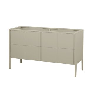 Brit 53 Double Bathroom Vanity Base by Ronbow