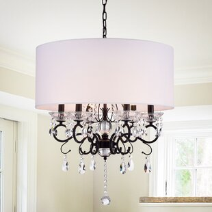 large wrought iron chandeliers you ll love wayfair