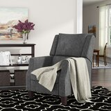 Lamontagne Manual Recliner by Charlton Home®