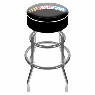 NASCAR 31 Swivel Bar Stool Trademark Global