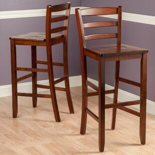 Best Calahan 30.12 Bar Stool (Set of 2) by Winston Porter Reviews (2019) & Buyer's Guide