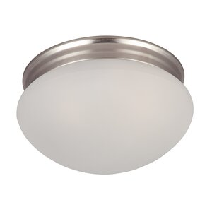 Brenden 2-Light Metal Flush Mount