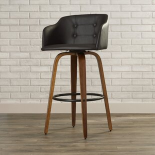 Buy clear Rockport 28.25 Swivel Bar Stool By Langley Street
