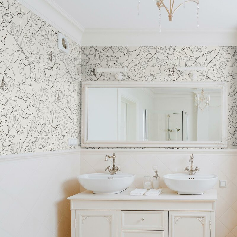 Silkeborg Removable Peel And Stick Wallpaper Panel Reviews