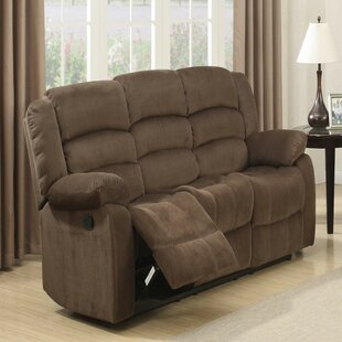 Mullinix Leather Reclining Sofa