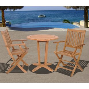 Elsmere 3 Piece Dining Set