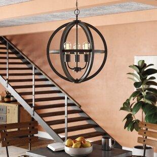 Reviews Irwin Globe Pendant By Trent Austin Design