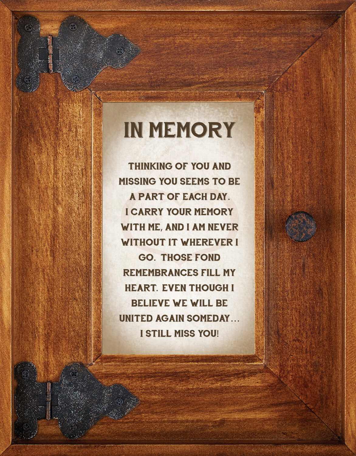 CBGT In Memory Picture Frame | Wayfair