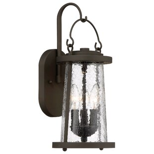 Top Reviews Maribeth 3-Light Outdoor Wall Lantern By Darby Home Co