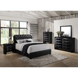Plumwood Solid Wood 5 Piece Bedroom Set by Red Barrel Studio®