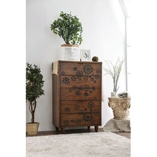 Sergei 5 Drawer Chest By Bungalow Rose