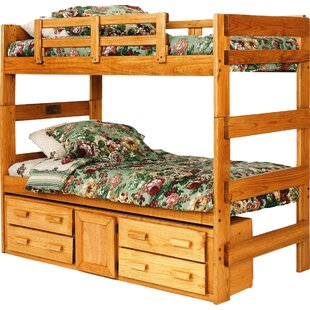 Compare & Buy Extra Tall Twin over Twin Bunk Bed with Storage ByChelsea Home