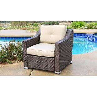 Suai Patio Chair with Cushion