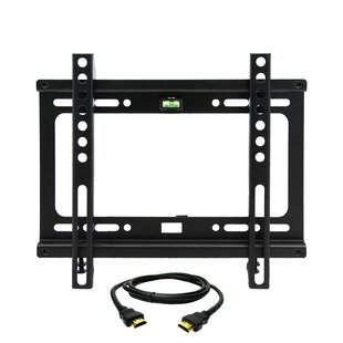Fixed Wall Mount for 17  42 Plasma  LCD  LED Screens