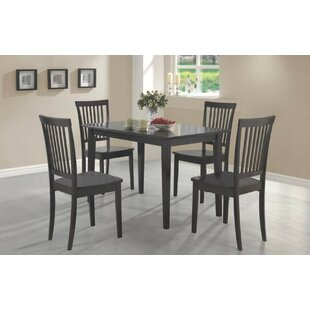 Yeomans Sawyer 5 Piece Dining Set by Winston Porter Read Reviews