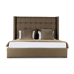 Half Moon Bay Upholstered Panel Bed