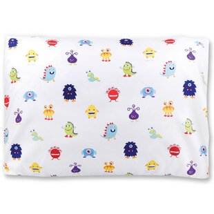 Olive Kids Monsters Pillow Case