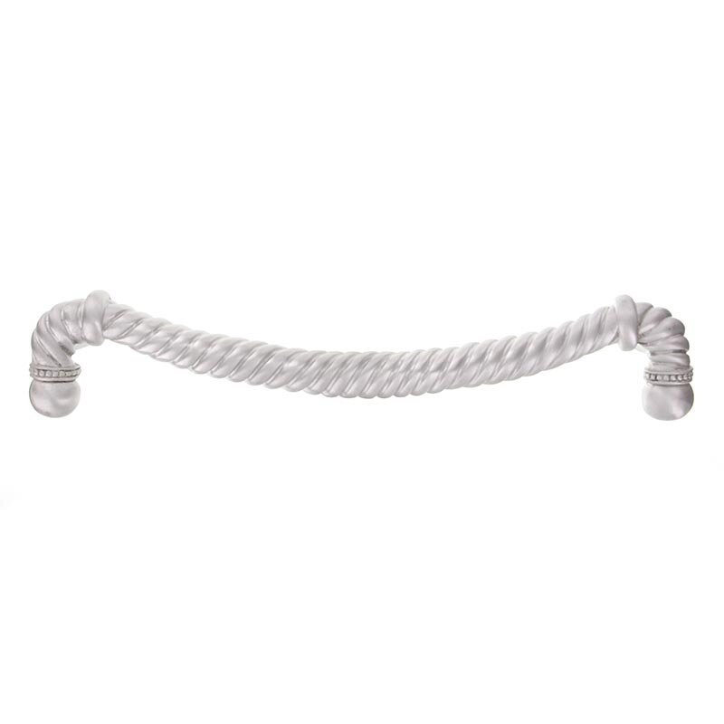 Polished Silver Vicenza Designs P2003 Equestre 12-Inch Rope Pull Appliance