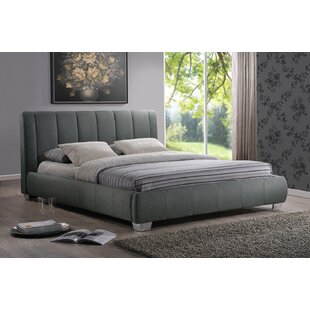 Chad Queen Upholstered Platform Bed