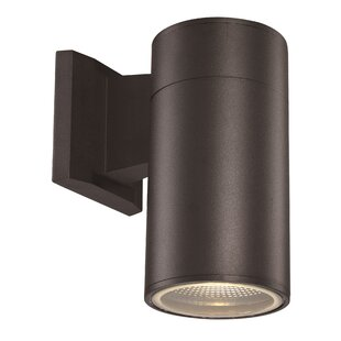 Comparison Alessia 1-Light Armed Sconce By Ivy Bronx
