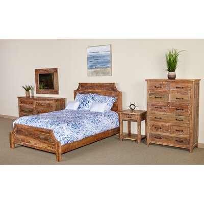 Customer Favorite Walczak Standard Bed Millwood Pines Size Queen Accuweather Shop