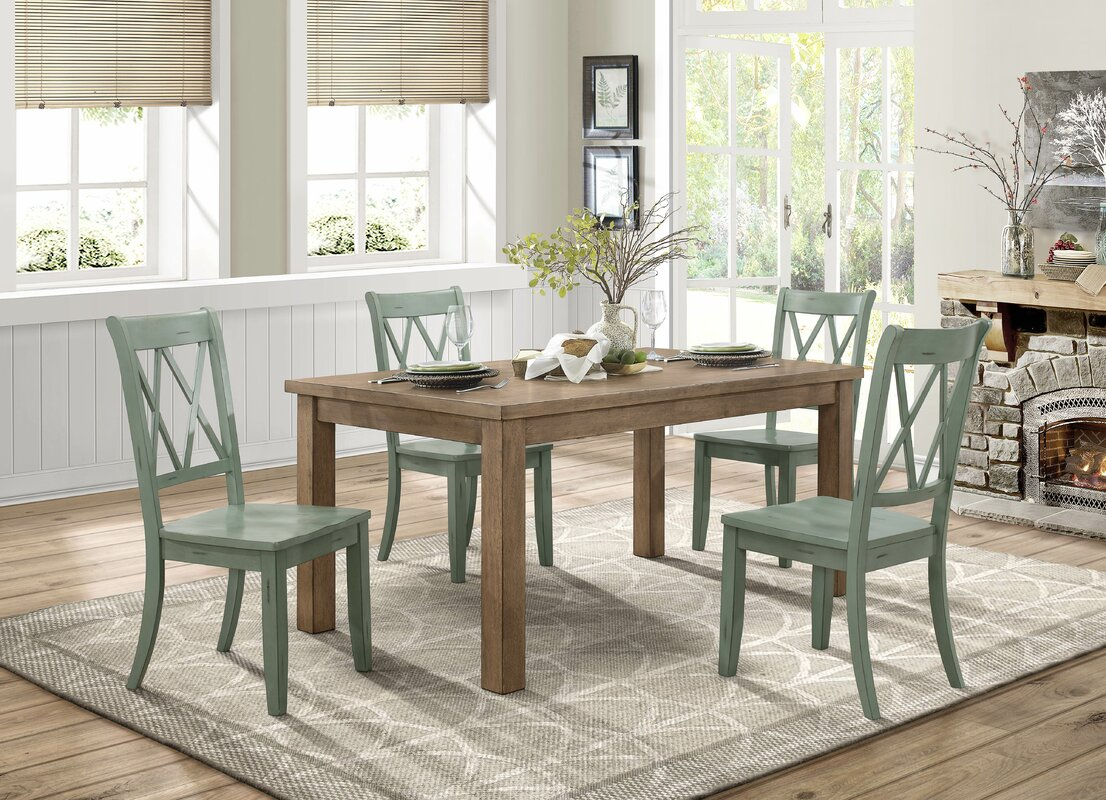 Diane Solid Wood Dining Chair