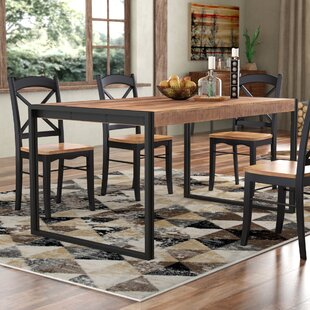 Haleigh Dining Table Union Rustic