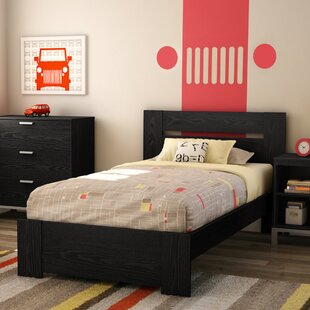Flexible Twin Platform Bed by South Shore