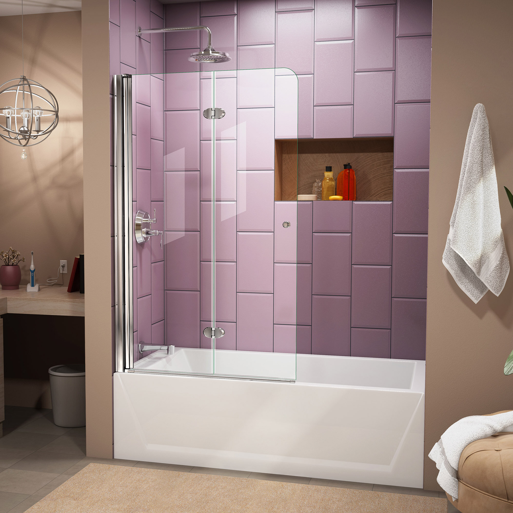 to the of make houses showers pan wooden in shower pertaining bed custom curbless bath gallery walk photos tips