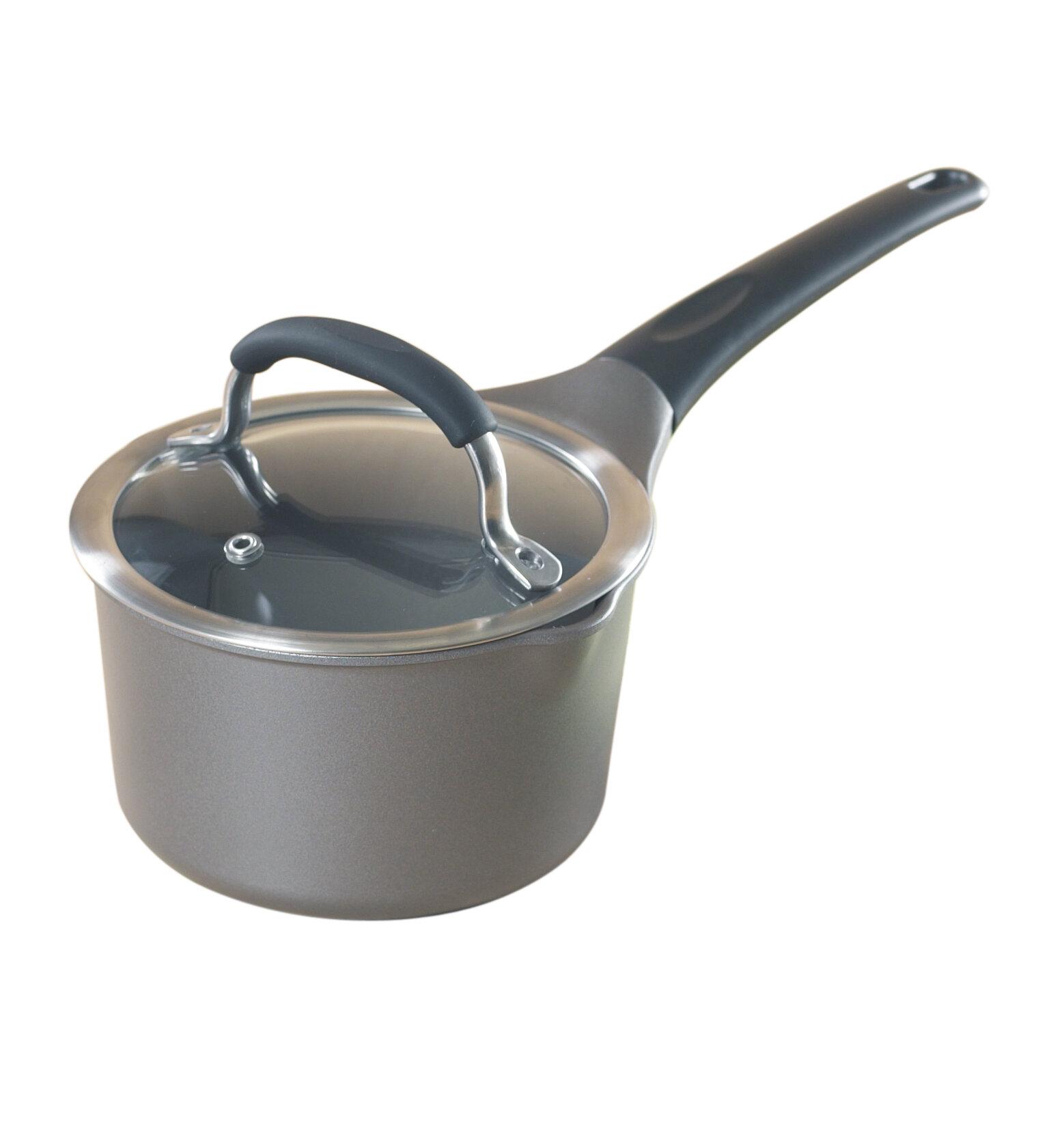 Nordic Ware 1 5 Qt Sauce Pan With Lid Wayfair