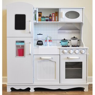 Wood Play Kitchen Sets Accessories You Ll Love In 2020 Wayfair