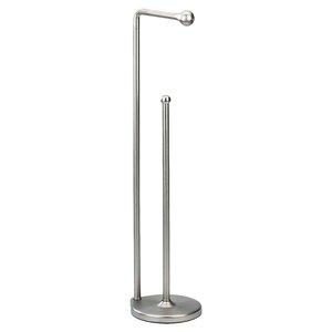 Teardrop Freestanding Toilet Paper Reserve Stand