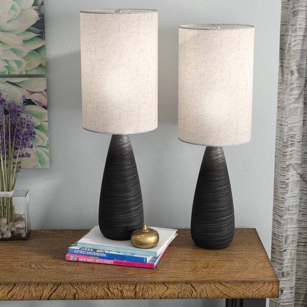 Ivy Bronx Randal 27 5 Table Lamp Set Reviews Wayfair