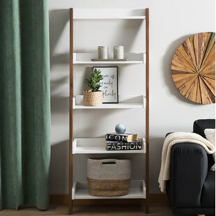 Brinkman Ladder Bookcase by Winston Porter