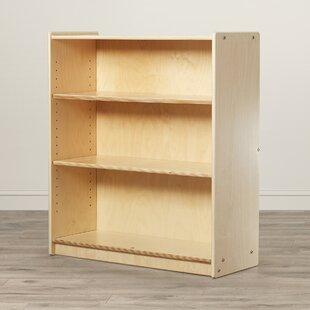 Contender 3 Compartment Shelving Unit by Wood Designs