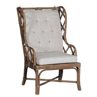 Watson Wingback Chair by Gabby