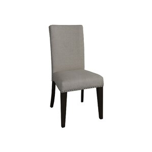 Pearse Upholstered Parsons Chair (Set of ..