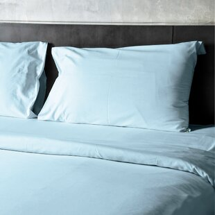 Wittrock Comfort Solid Color Rayon Sheet Set