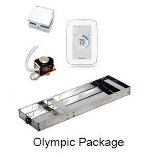Great Price Olympic Steam Generator Part or Accessory Package By Amerec
